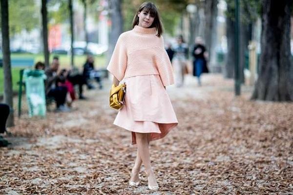 2018 Paris moda haftası sokak stilleri