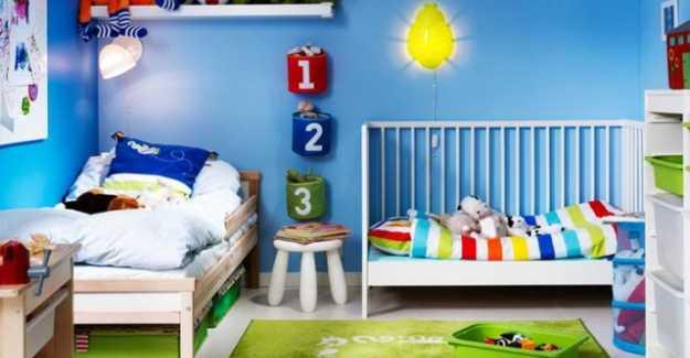 Çocuk Odası Dekorasyonun Püf Noktaları
