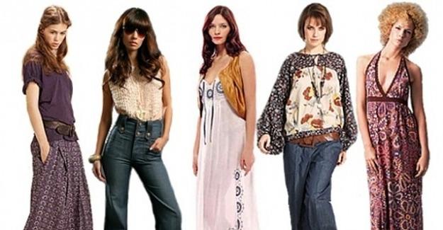 1960'lar Moda Akımı