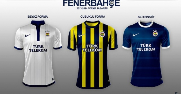 Fenerbahçe'nin En İyi 12 Forması
