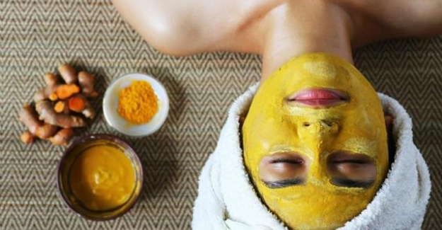 Zerdeçal Göz Altı Ve Yüz Maskesi İle Cilt Beyazlatma Akne Tedavisi