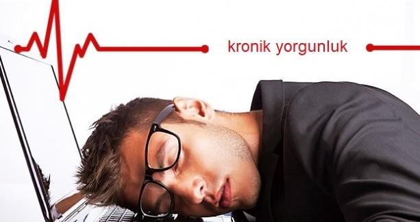 Kronik yorgunluk sendromu Nedir Nedenleri Ve Belirtileri Nelerdir?