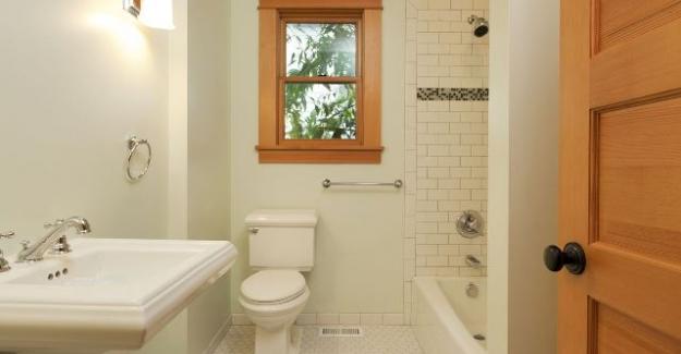 Küçük Banyolar için Banyo Karosu Tasarımları
