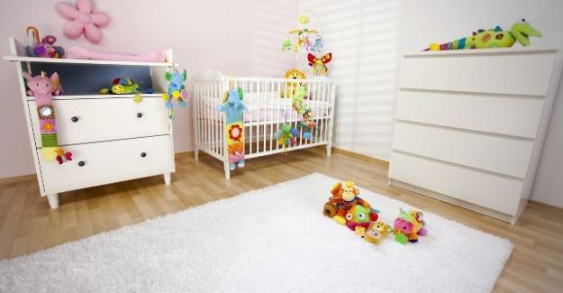 Bebek Odası Boyama Fikirleri