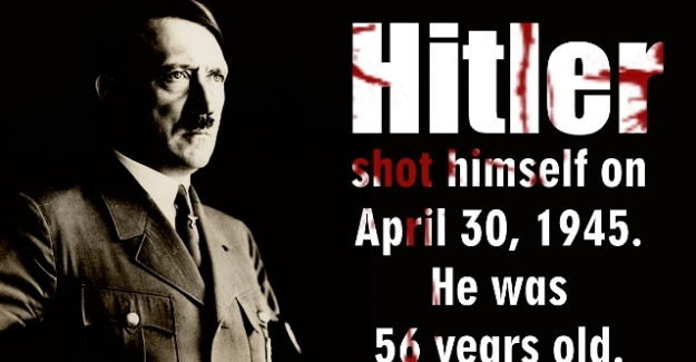 Hitler Nasıl Öldü? Hitler Ne Zaman Öldü?