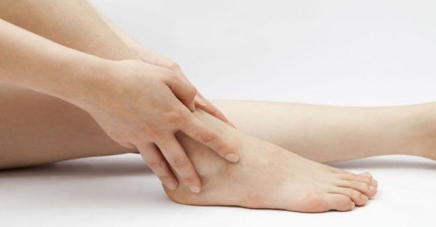 Şişmiş Ayak Bileği Nedenleri Ve Tedavisi