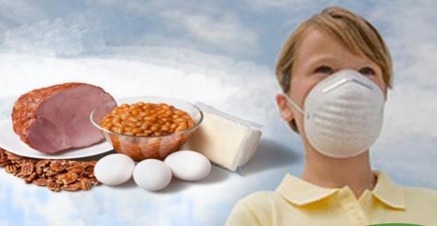 Astıma Neden Olabilecek Gıdalar