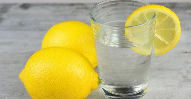 Limonlu Su ile Güne Başlama Nedenleri