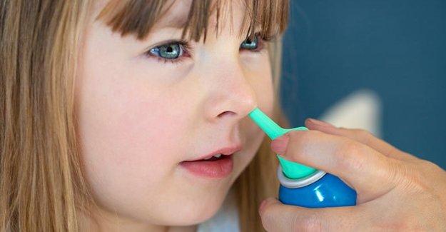 Sinüs Enfeksiyonlarını Tedavi Etmek İçin Çocuklara Uygun Çözümler