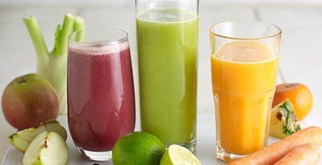 İçmeniz Gereken En Sağlıklı 5 Meyve Suyu