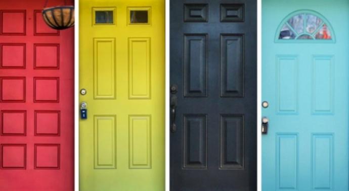 Ön Kapı Rengini Seçerken Akılda Tutulması Gerekenler