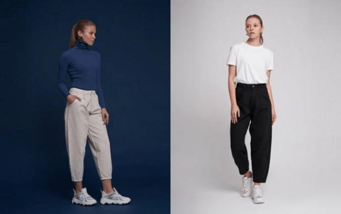 Balon jean pantolon nasıl kombinlenir? 2020 Balon jean modelleri ve fiyatları