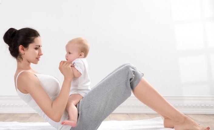 Hamilelik Sonrası Kilo Verme, Doğum sonrası kilo verme teknikleri