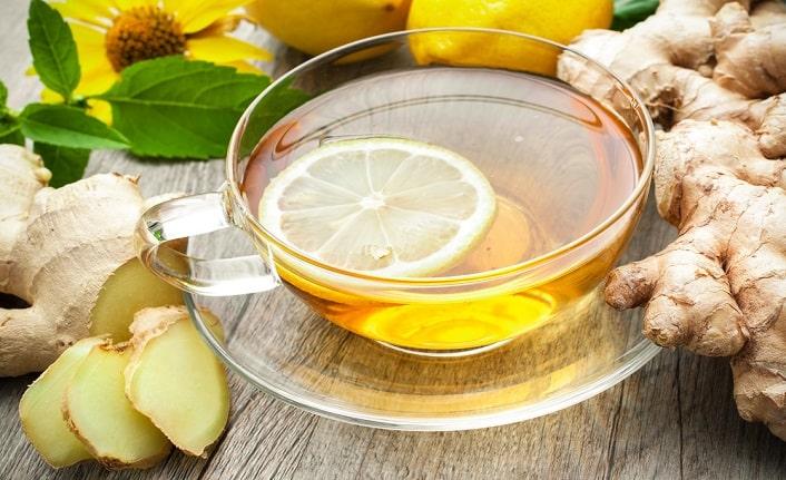 Limonlu Zencefil Çayı Nasıl Yapılır? Limonlu Zencefil Çayı'nın Etkileyici Faydaları