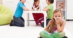 Çocukluk Döneminde Utangaçlık