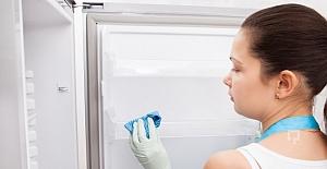 Buzdolabı Nasıl Temizlenir?