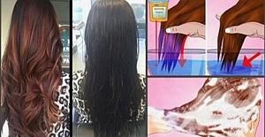 Siyah Saç Boyası Saçtan Nasıl Çıkar