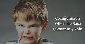 Çocuğunuzun Öfkesi...
