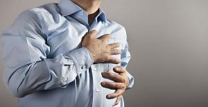 Nefes Alırken Göğüs Ağrısı Nedenleri