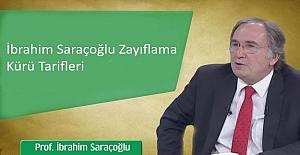 İbrahim Saraçoğlu Zayıflama Kürü...
