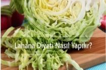 Lahana diyeti nasıl yapılır?