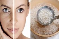 Pirinç suyu saçlarınıza ve cildinize faydaları?