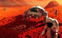 Mars Neden Kırmızı Renkte?