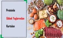 Protein İle Zengin Yiyeceklerle Göbek Yağlarından Hızla Kurtulun