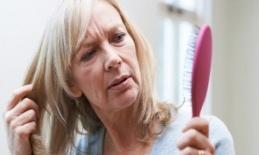 Menopozda saç dökülmesi nasıl azaltılabilir