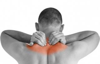 Boynum neden ağrıyor? Boyun ağrının nedenleri...