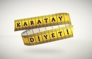Karatay Diyeti Nedir, Karatay Diyet Programı