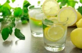 Limonun sağlığa faydaları nelerdir? Limon suyu...