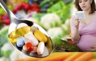 Hamilelikte güvenilir vitamin takviyeleri! Hamileyken...