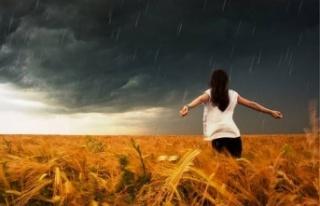Fırtınalar geçicidir, tavrınız paslanmaz