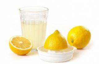 Limon suyunun sağlık faydaları nelerdir? Limon...