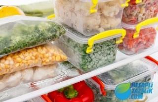 Mutfağınızda uzun mühlet saklayabileceğiniz besinler