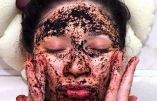 Kahvenin Cilde ve Saçlara Faydası nedir? Kahve Maske...