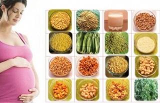 Hamile Kadınlar İçin Demirden Zengin Gıdalar