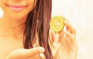Saç Büyümesi İçin Limon: Gerçekten İşe Yarayan...