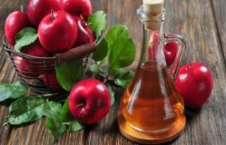Güzel ve Kusursuz Bir Cilde Sahip Olmak İçin Elma...