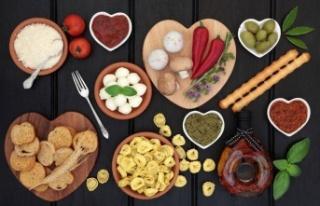 7 Günlük Akdeniz Diyeti Yemek Planı: Yiyecekler,...