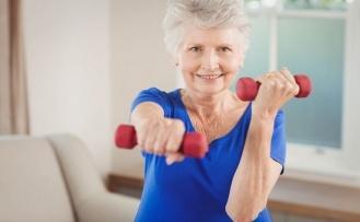 Yaşlılar İçin Sağlık, Fitness ve Beslenme