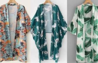 Japonya'nın geleneksel kıyafeti olan kimono nedir? 2020 kimono modelleri?