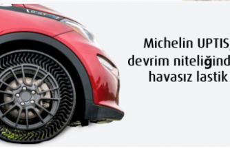 Michelin UPTIS, devrim niteliğindeki havasız lastik