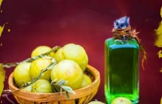 Sağlıklı ve Kalın Saçlar İçin Amla Yağı Hazırlamak İçin Kolay Tarif