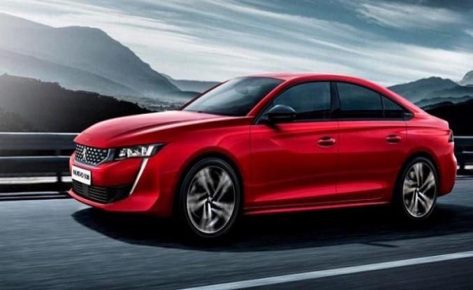 Yeni Peugeot 508 Özellikleri, İç tasarımı...