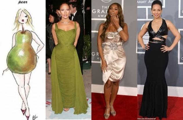Armut vücut tipine sahip olan kadınlar nasıl giyinmeli?
