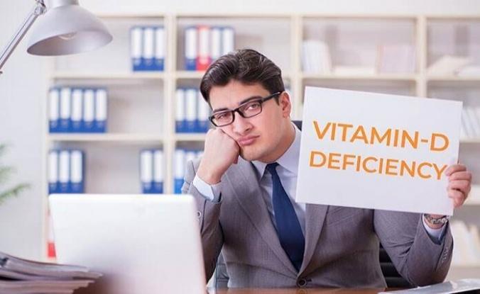 Ofis Çalışanlarında D Vitamini Seviyesini Arttırmanın 10 Kolay Yolu!