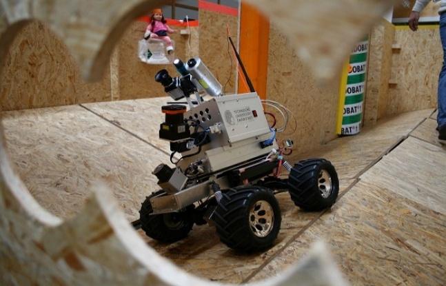 SLAM Algoritması ve Robotik Yardımı