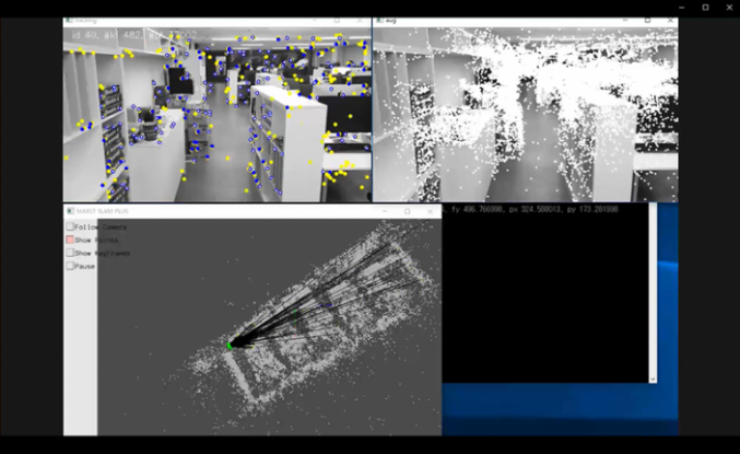 Visual SLAM Teknolojisinin Faydaları ve Uygulamaları